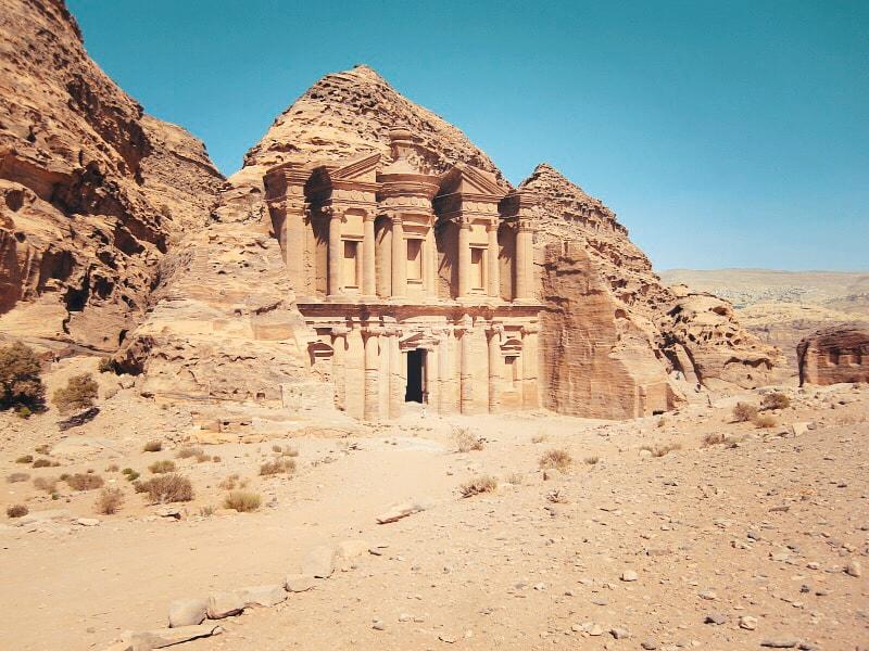cosa-vedere-in-giordania-monastero-petra