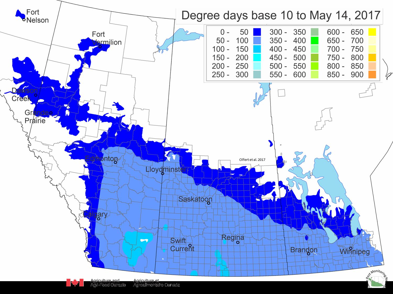 Prairie Pest Monitoring Network Blog  May 2017