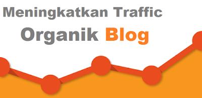 Meningkatkan Traffic Organik Blog