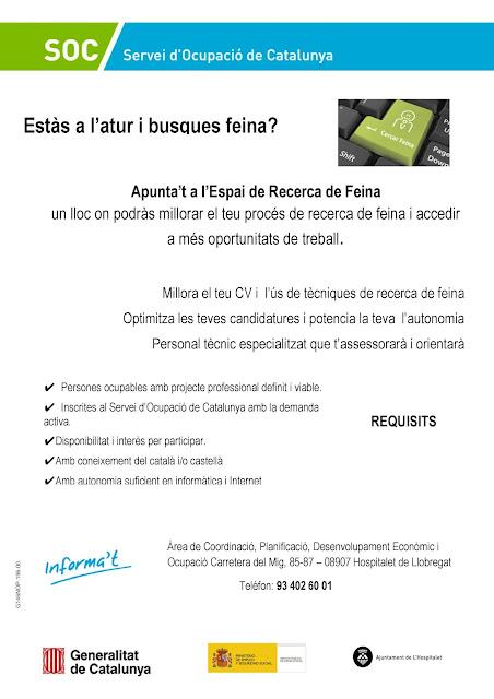 Clica i apr n soc servei d 39 ocupaci de catalunya - Soc oficina de treball ...