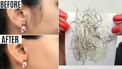 FACE Hair Removal - 10 Ways to PERMANENTLY Get Rid of Face/Body Hair | Beauty TipsJi
