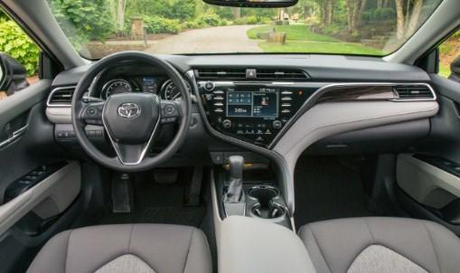 2021 Toyota Camry XLE Hybrid Test