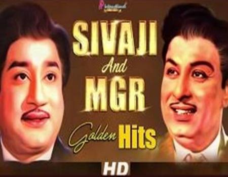 Sivaji and MGR Songs   Ninaithadhai Mudippavan   Rajapart Rangadurai   Uyarndha Manithan   Anbe Vaa