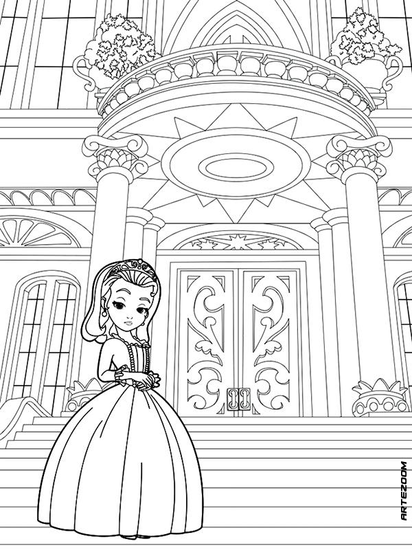 Princesinha Sofia 09