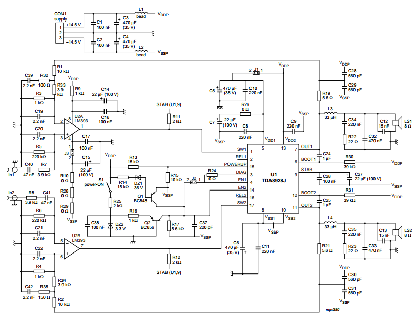 Amplifiercircuits Com Class D