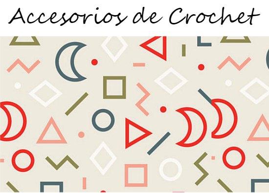Patron Crochet Organizador Agujas