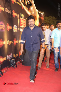 Chiranjeevi Stills at Gemini TV Puraskaralu Event  0024.JPG