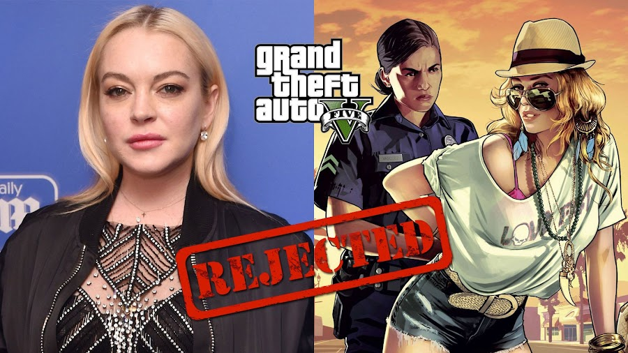 lindsay lohan grand theft auto 5 lawsuit denied
