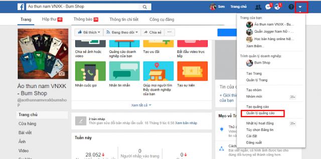 chạy quảng cáo facebook 16