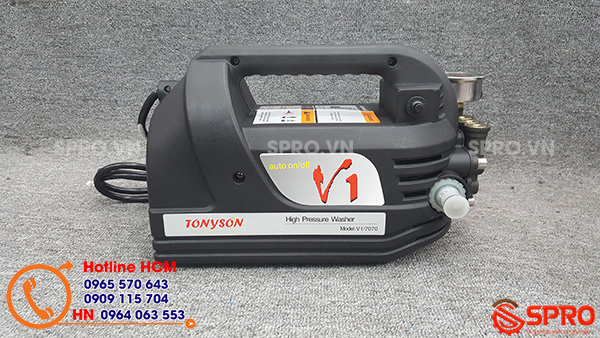 Máy xịt rửa vệ sinh máy lạnh Tonyson V1