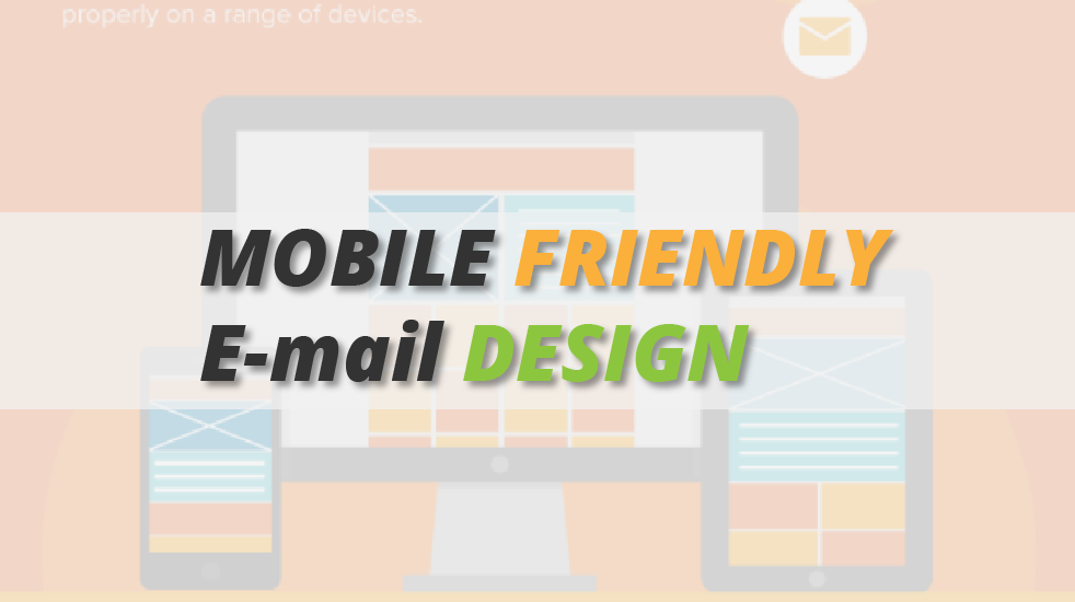 The Rise of Mobile-Friendly Email Design - infographic