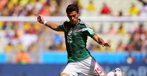 Arsene Wenger keen on Hector Moreno