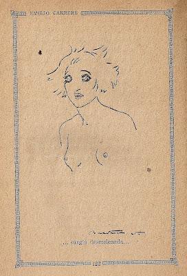 literatura erotica sadomasoquismo carrere cortesana cruces necrofilia baldrich