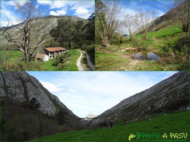Sierra de la Cueva Negra: Del Caserío de Peme a la Cueva del Tinganón