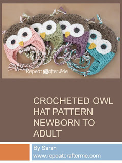 http://www.repeatcrafterme.com/2012/09/crochet-owl-hat-pattern-in-newborn.html