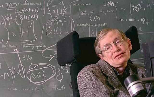 Keajaiban Stephen Hawking yang Jarang Diketahui