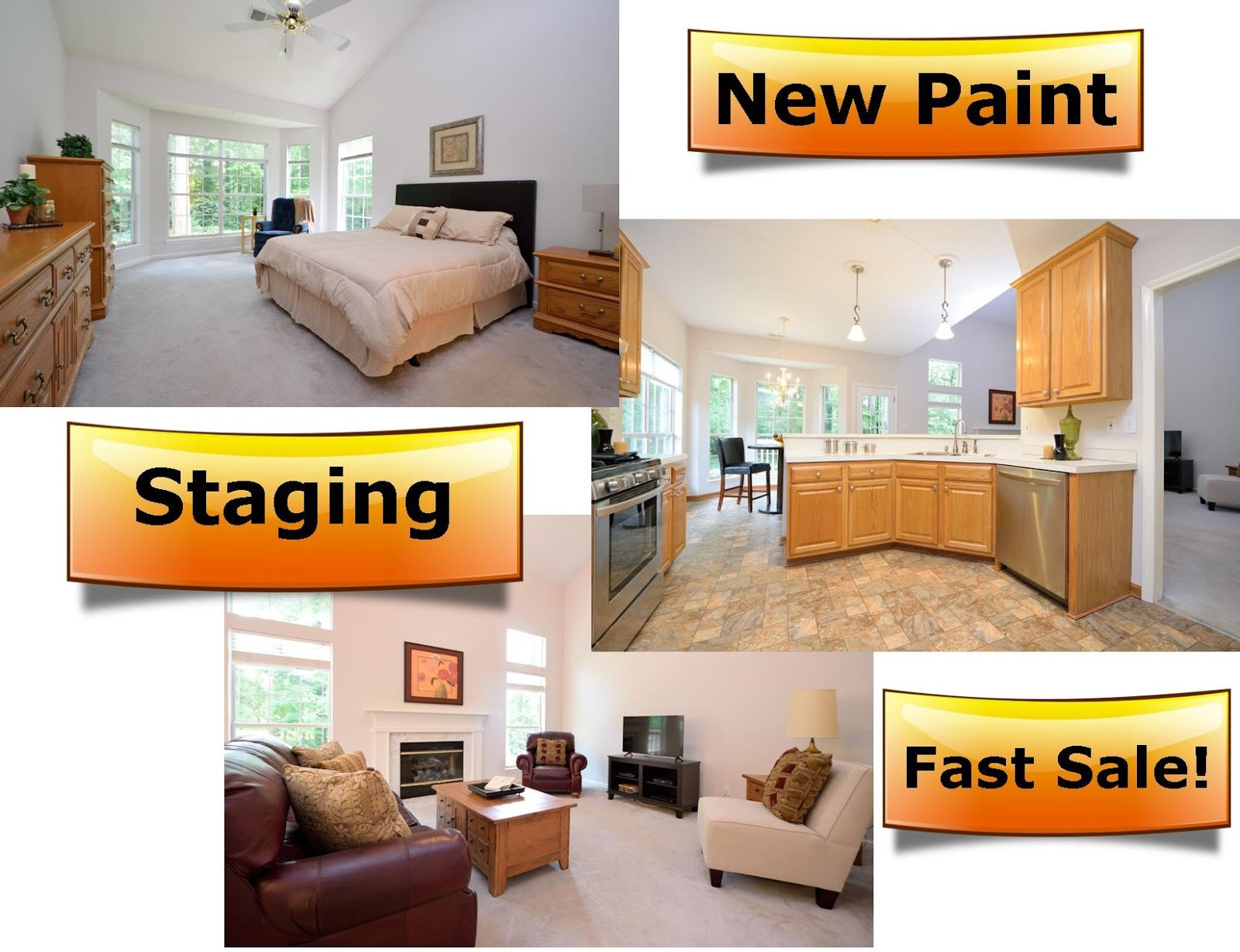 Home Staging Helps Charlotte Home Sell Over List Price In One Day In Q2 Carolina Spaces