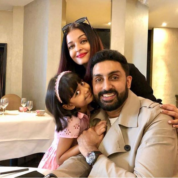 Abhishek Bachchan likes this habit of Aishwarya