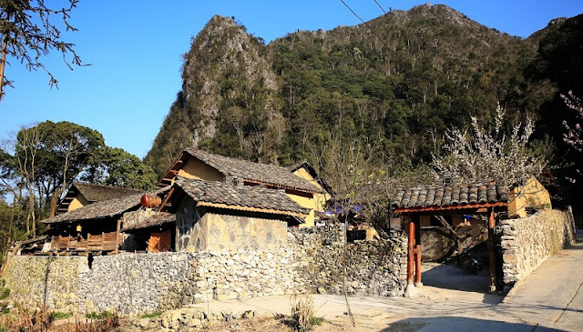 "The house in ""Chuyen cua Pao"" in Ha Giang"