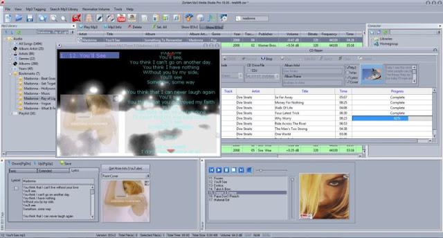 Zortam Mp3 Media Studio PRO Full Keygen