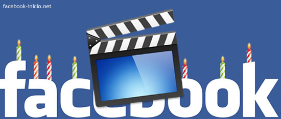 saludo facebook en video