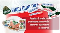Logo Senfter ''Vinci ogni ora'': in palio 1012  buoni spesa da 50€ e 1 premio da 5.000€ in buoni spesa