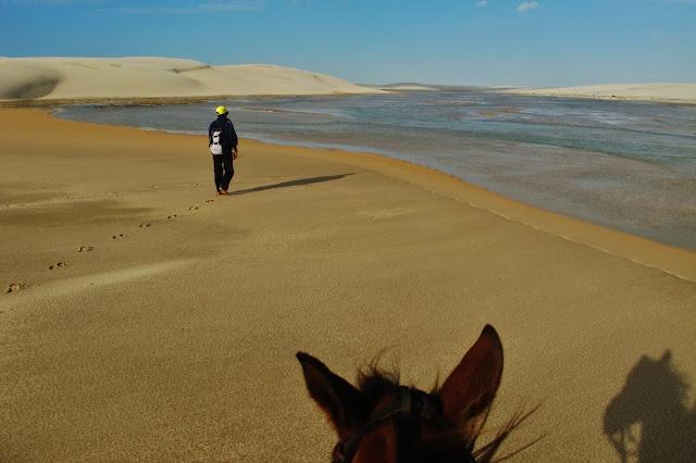 Cavalgada pelos Lençóis Maranhenses