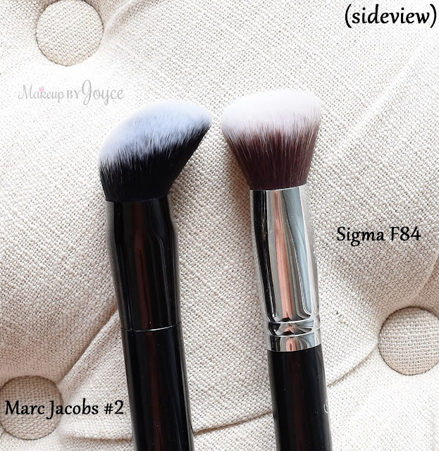 Sigma Angled Kabuki Brush F84 Brush Review