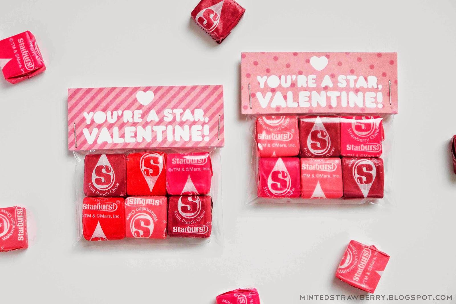 Free Printable Valentine Treat Printables Silhouette Cut File