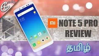 Xiaomi Redmi Note 5 Pro – Budget King Returns! | Tamil