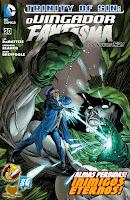 Os Novos 52! Trindade do Pecado: O Vingador Fantasma #20