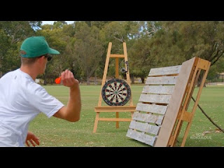 Darts Bullseyes Strategy Shots