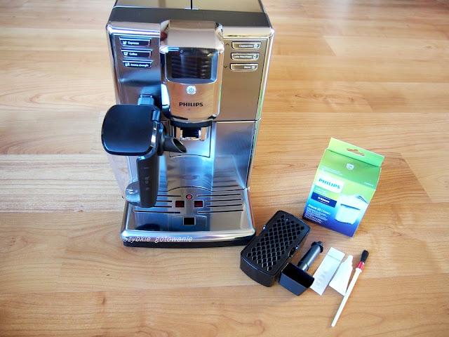 Ekspres do kawy Philips 5000 LatteGo EP5335