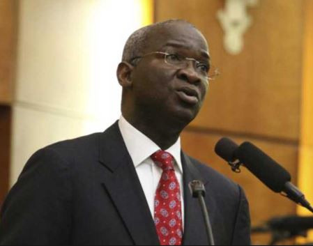 People should find alternatives to why we shouldn't borrow- Babatunde Fashola replies critics