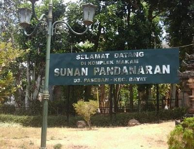 Makam Sunan Pandanaran/Makam Tembayat