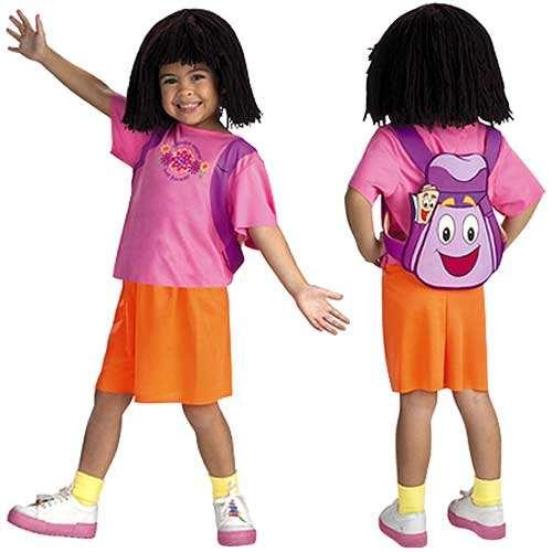 Grannies Kitchen: Halloween Costume for Girls - Dora the ...