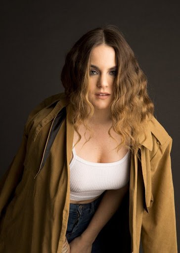 Joanna JoJo Levesque GQ Magazine model photo shoot