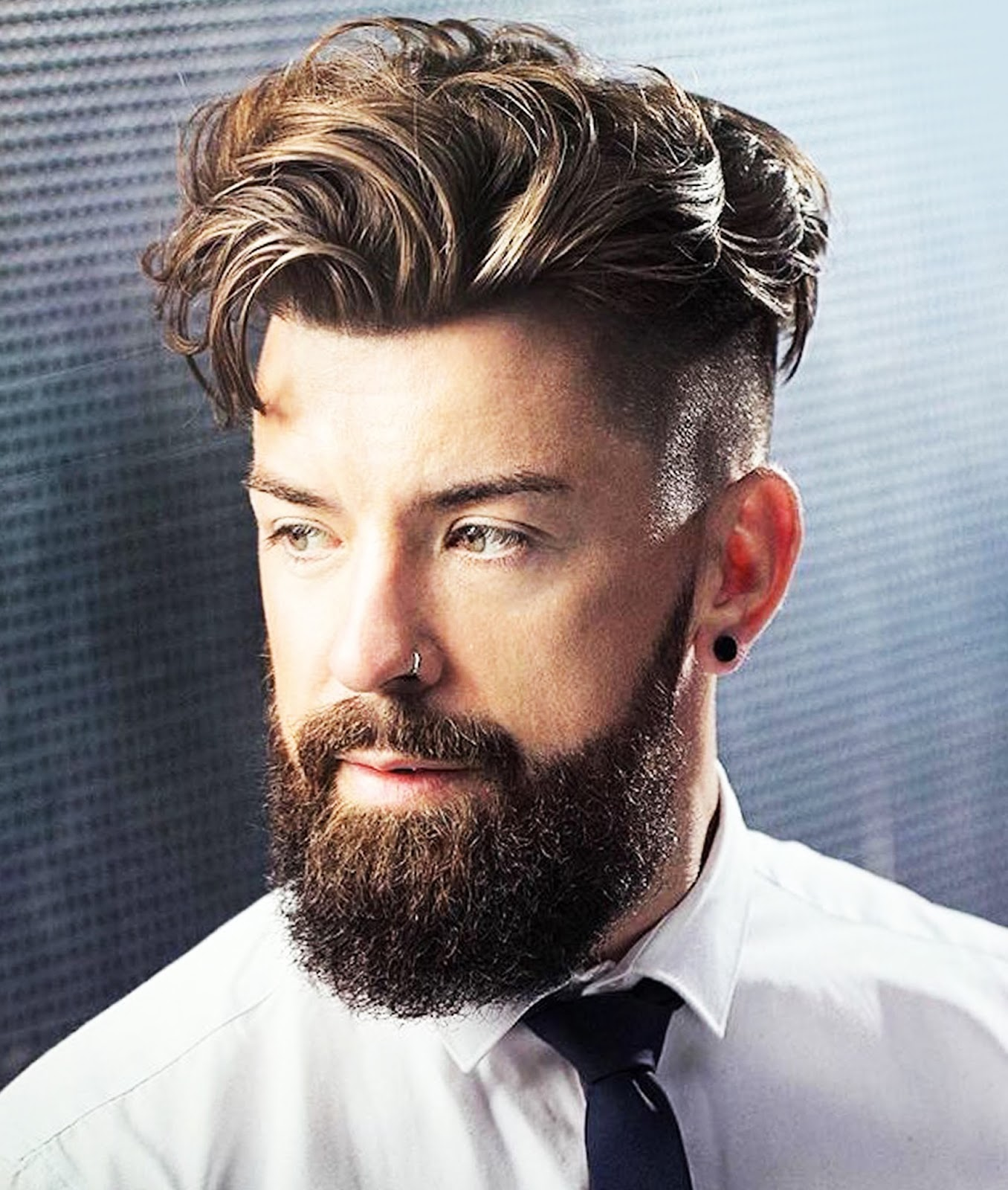 Elegant Curly Hairstyles For Men Hairstyle Ideas