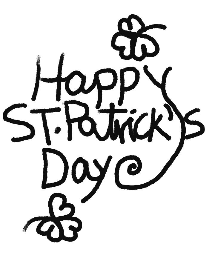 TPT - Fonts 4 Teachers: St. Patrick's Day Free Clip Art Images