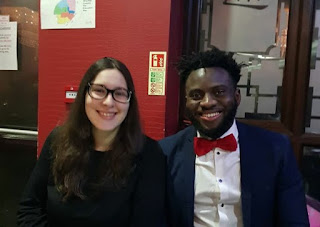 Nigerian Man And British Woman
