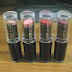Wet n Wild mega last lip color review + swatches (updated 27/10/2013)