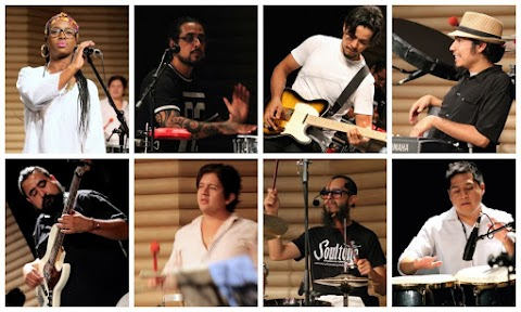 Axé Music feito no México: o Samba Mestiço da banda Caboclo