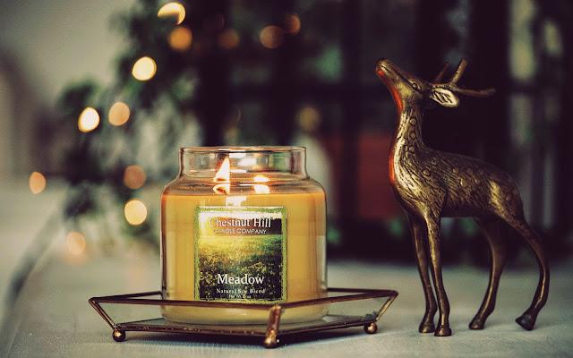 Chestnut Hill Candle Company - nowa marka świecowa na polskim rynku! - Czytaj więcej »