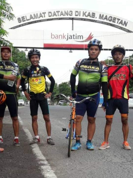 Komunitas Sepeda Minitrek Indonesia