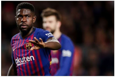 Transfer: Barcelona tell Arsenal, Manchester United how much Umtiti will cost