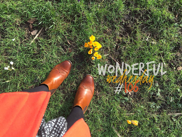 Wonderful Wednesday #106