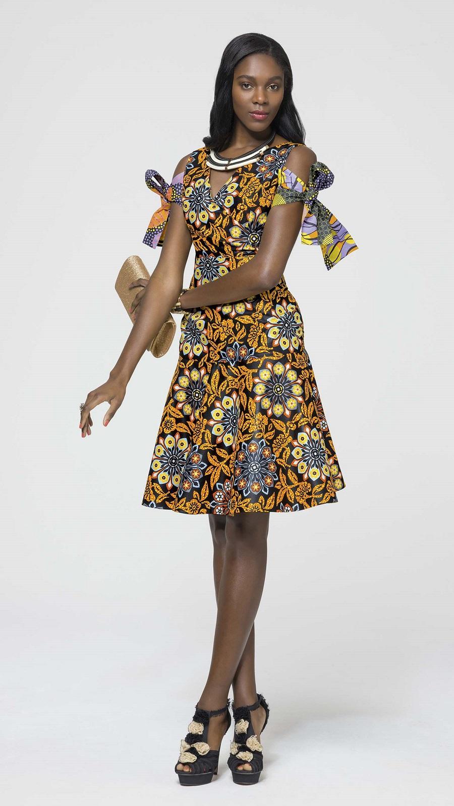 2017 Fashion 5 Latest Ankara Styles For Ladies Trending