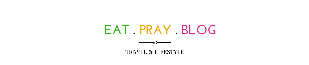 Eat, Pray & Blog