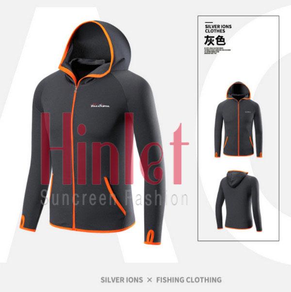 áo khoác chống nắng nam hiệu Tokushima