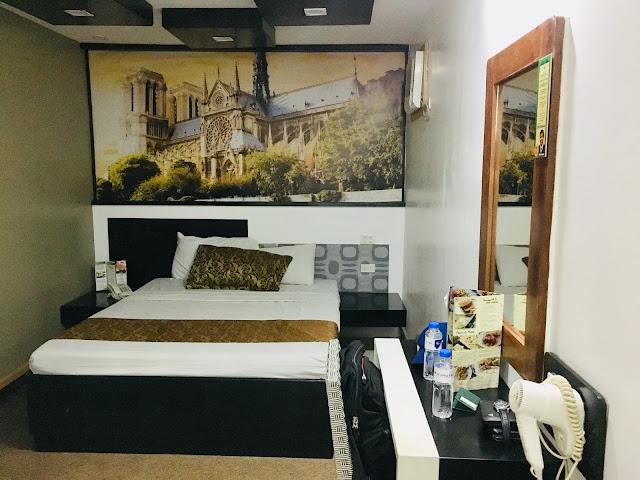 Eurotel Hotel Review -  Pedro Gil Street, Ermita, Manila
